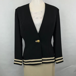 Joesph Ribkoff Women's Nautical Business Suit